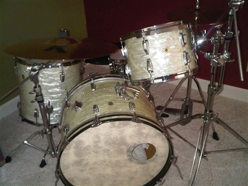 Hayley's drums