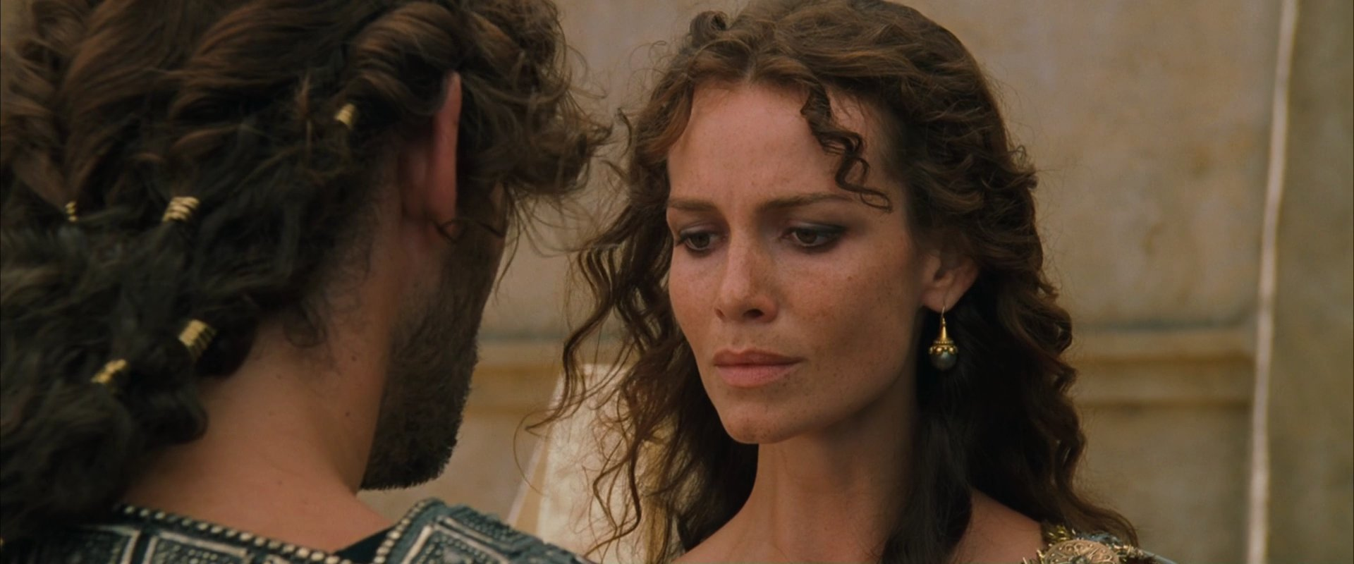 helen and andromache After the death of neoptolemus, who was murdered by orestes 2 on account of  their dispute over helen's daughter hermione, andromache married her first.
