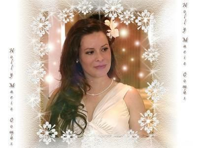 stechpalme, holly Marie Combs