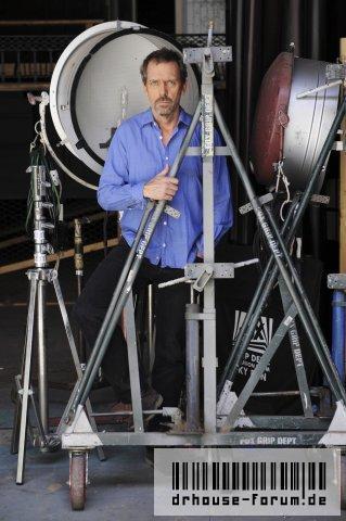 Hugh new pics