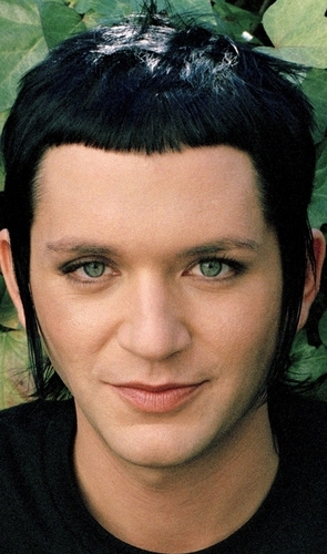Brian Molko wallpaper entitled I'll be yours...<3
