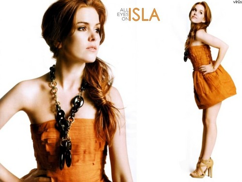 Isla Fisher wallpaper called Isla Fisher Wallpapers