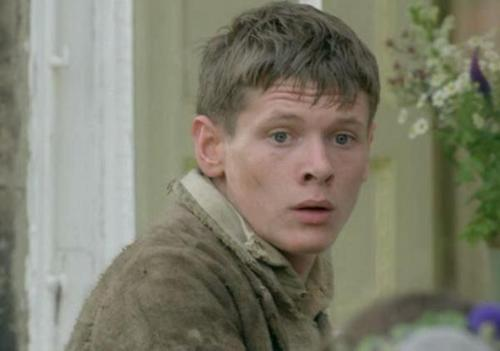 Jack O'Connell in Wuthering Heights!