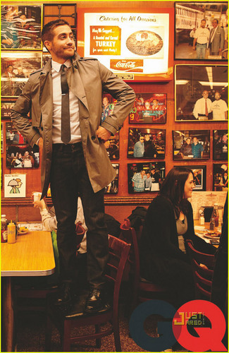 Jake Gyllenhaal - 'GQ' May 2010 Cover Star!