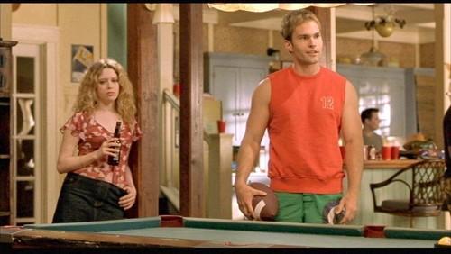 Jessica and Stifler