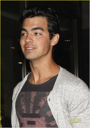 Joe Jonas & Demi Lovato: Arclight дата Night!