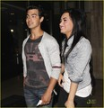 Joe Jonas & Demi Lovato: Arclight tarikh Night!