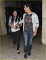 Joe Jonas & Demi Lovato: Arclight Date Night! - jemi photo