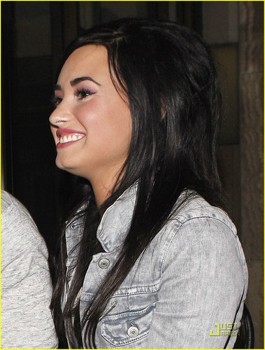Joe Jonas & Demi Lovato: Arclight tarehe Night!