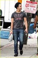 Joe Jonas is TOMS Shoes Smiley - joe-jonas photo