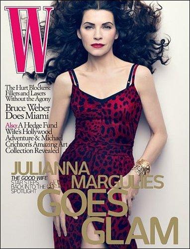 Julianna - W Magazine Cover