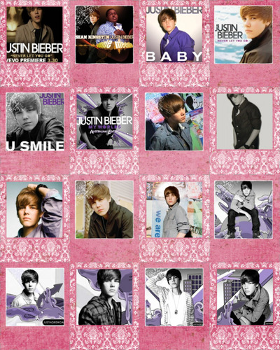 Justin Bieber wallpaper titled Justin Bieber my world 2.0.