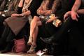 KC @ Pink Tartan Fashion Show