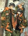 Kamui and Fuuma