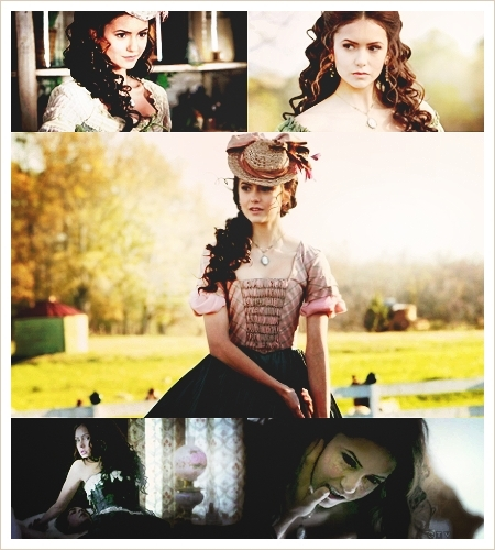 Katherine Pierce(Nina Dobrev // The Vampire Diaries)