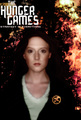 Katniss Everdeen Book Coveer