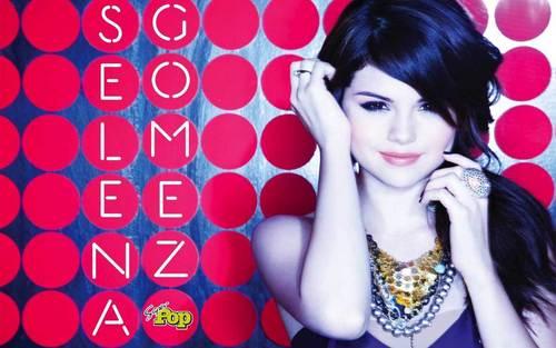 Kiss and Tell karatasi la kupamba ukuta Selena Gomez