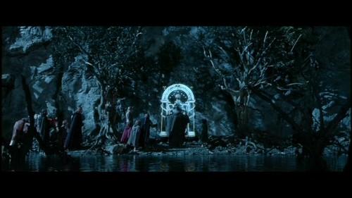 Aragorn fondo de pantalla titled LOTR The Fellowship of the Ring