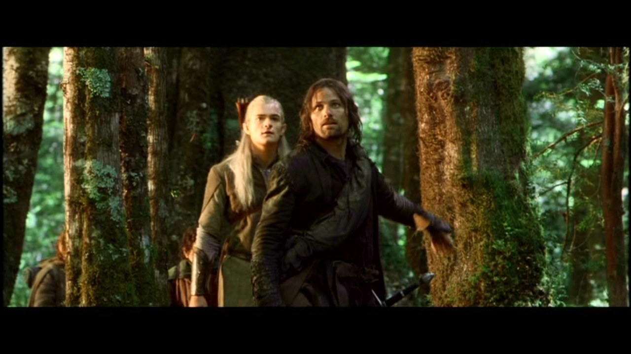 Le Seigneur des Anneaux / The Hobbit #4 LOTR-The-Fellowship-of-the-Ring-aragorn-11469260-1280-720