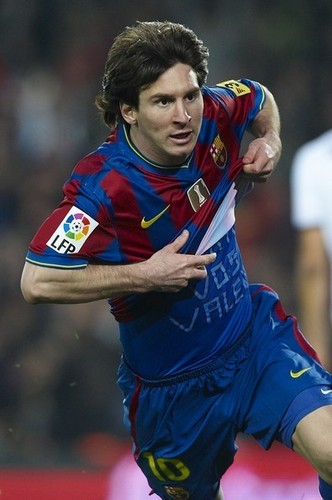 Lionel Messi,my new lover♥