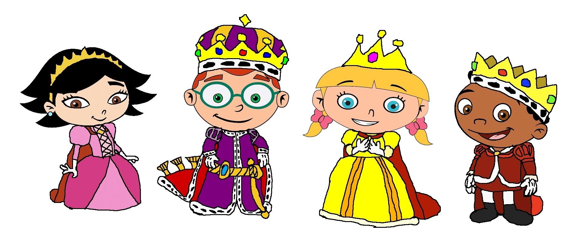 Little Einsteins - Royalty