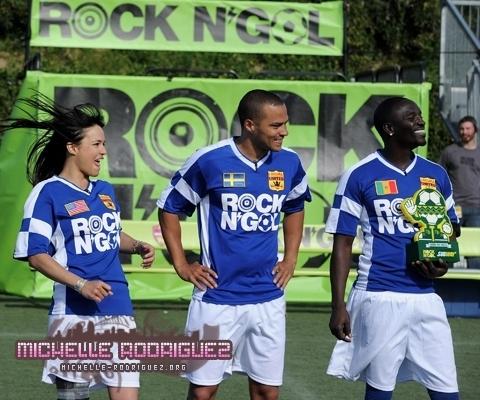 MTV Rock N' Gol taping in LA (03.31.10)