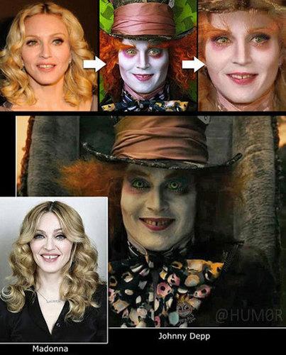 Mad Hatter Madonna Mashup