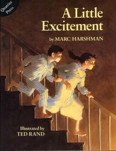 Marc Harshman vitabu