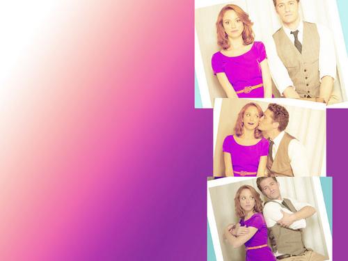 Matt/Jayma photobooth graphics