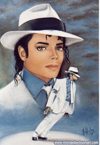 Michael Jackson Art