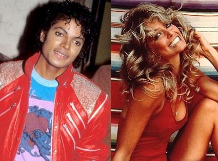 Michael Jackson/Farrah Fawcett