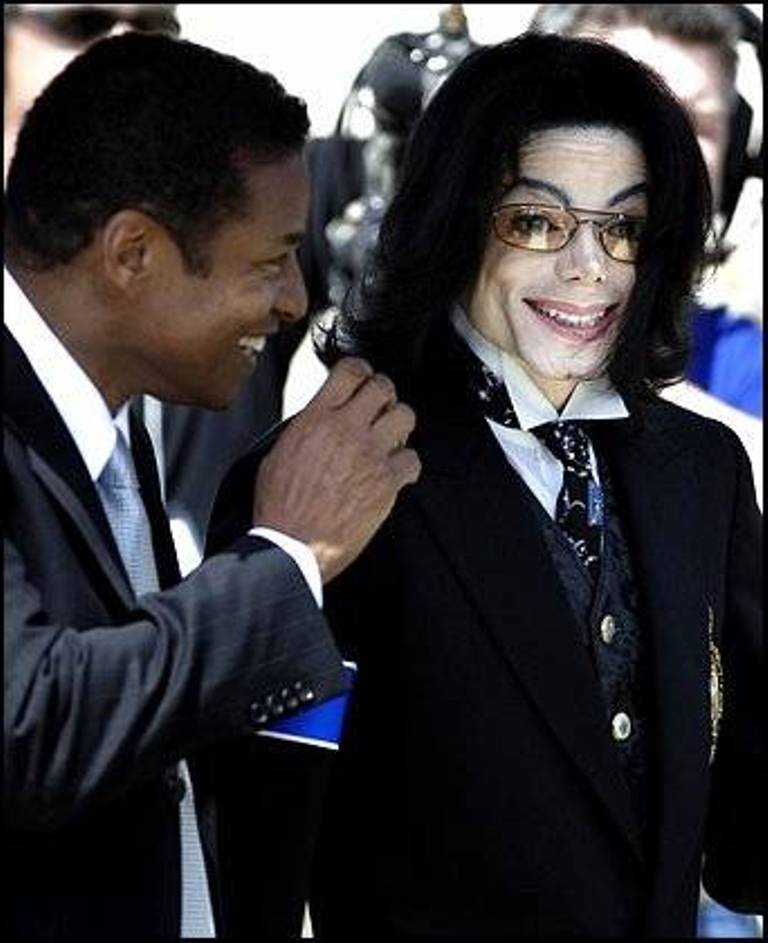 Michael anda will always be the one for Us..