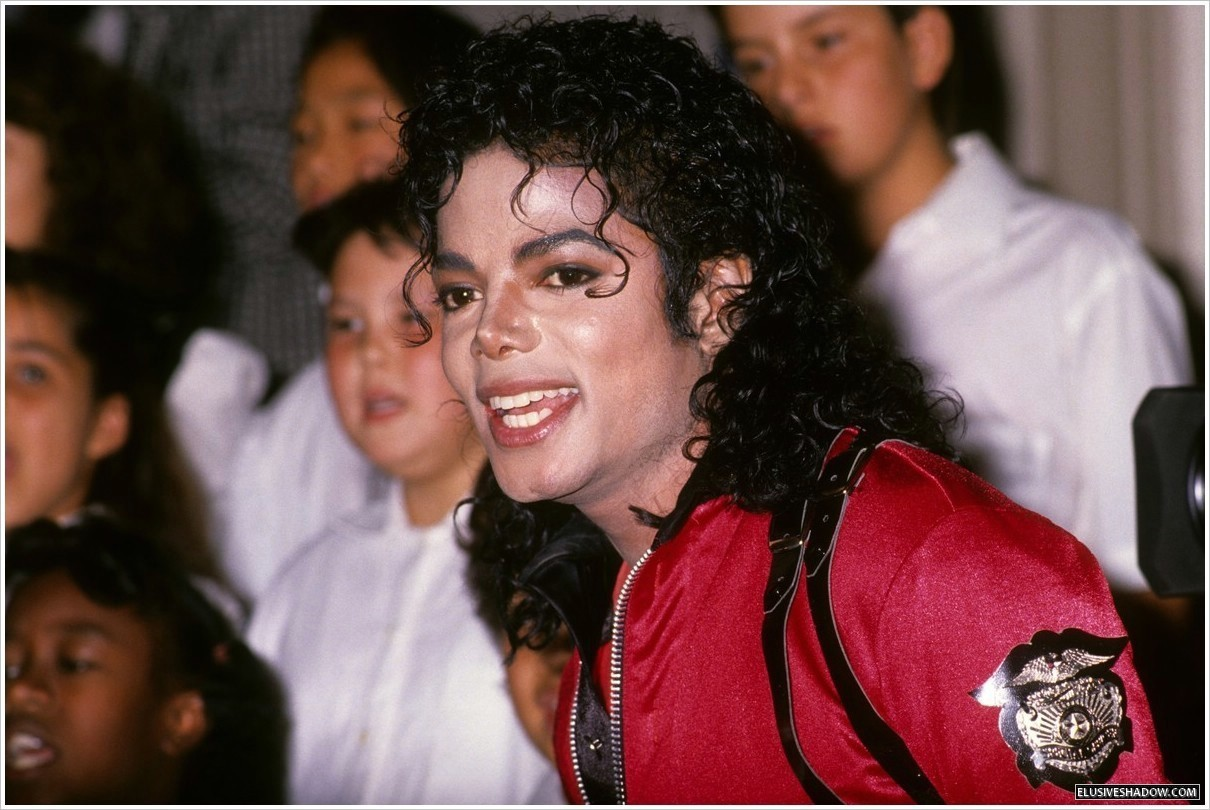 Michael bạn will always be the one for Us..