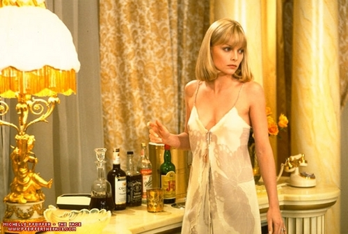Michelle Pfeiffer in Scarface