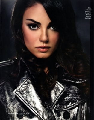 Mila in Genlux Magazine