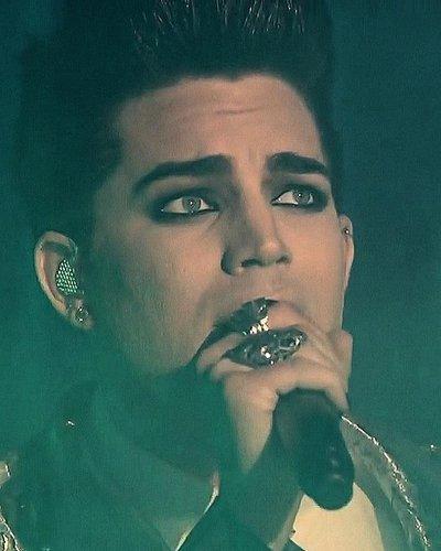 더 많이 of adam on idol!!!
