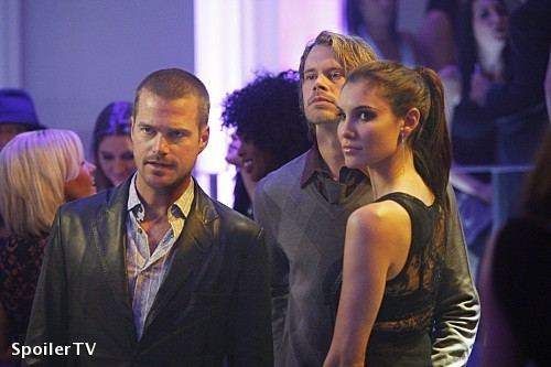 "NCIS Los Angeles - 1x20 - ""Fame"" - Promotional Photo"