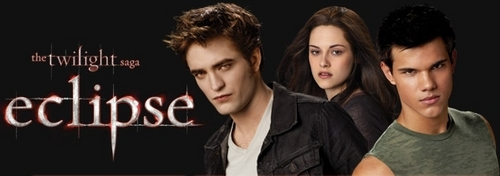 NEW Edward, Bella and Jacob Pictures from Eclipse Promo Shoot