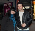 New pic of Rob with fan in Budapest - twilight-series photo