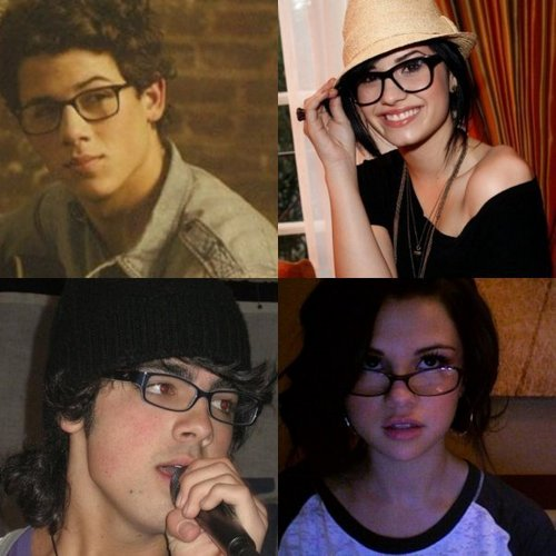 Nick,Joe,Demi,and Selena As Ben,Devon,Karis,and Sain
