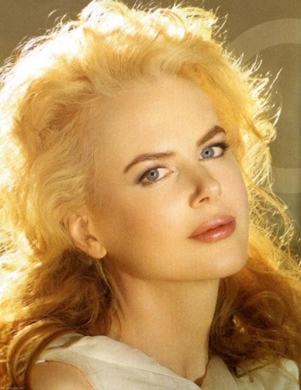 Nicole Kidman Omega Watches Advert