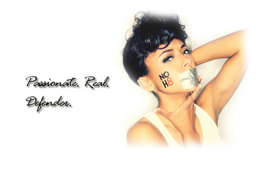Katerina Graham wallpaper titled No hate..fan art