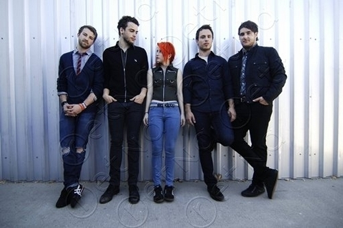 Paramore Photoshoot Outtakes