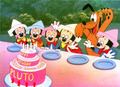 mickey-mouse - Pluto's Party  screencap