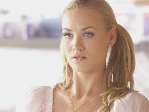 Yvonne Strahovski wallpaper titled Pretty Yvonne Wallpaper!