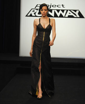 Project runway, start-und landebahn - Season 7 - Episode 9: Hey, That's My Fabric