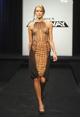 Project Runway - Season 7 - Episode 9: Hey, That's My Fabric