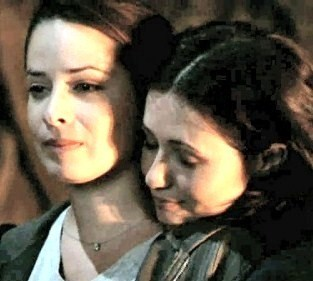 Prue and Piper Halliwell