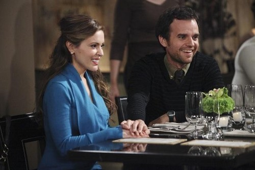 ROMANTICALLY CHALLENGED 1x02 - The Charade