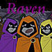 Raven - teen-titans-girls icon